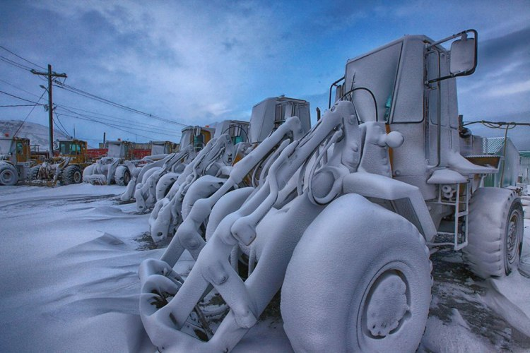 frosty loaders
