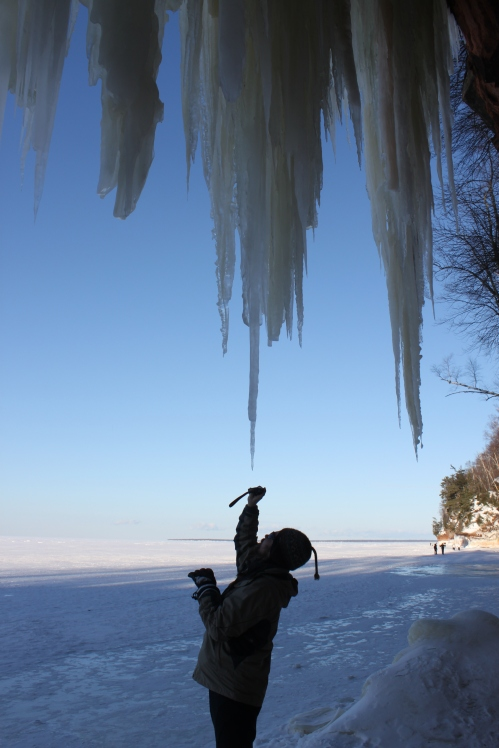 Apostle Islands Ice Caves Adventure Buddy