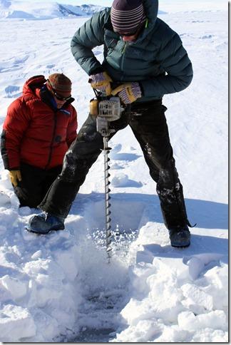 Sea Ice Drilling copy